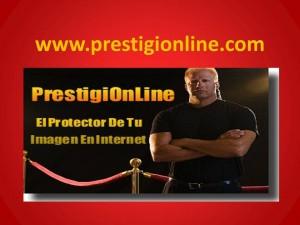 El Protector de tu imagen en Internet